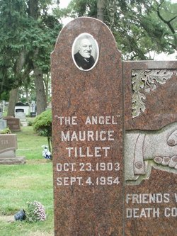 Maurice The French Angel Tillet