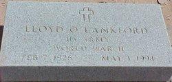 Lloyd O. Lankford