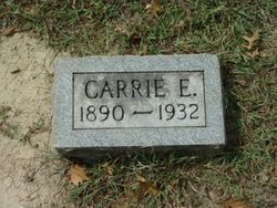 Carrie E. Burklow