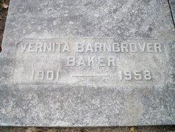 Vernita <i>Barngrover</i> Baker