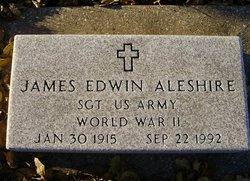 James Edwin Ed Aleshire