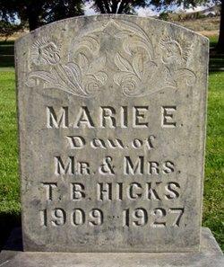 Marie Estella Hicks