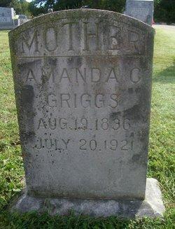 Amanda C. <i>Meek</i> Griggs