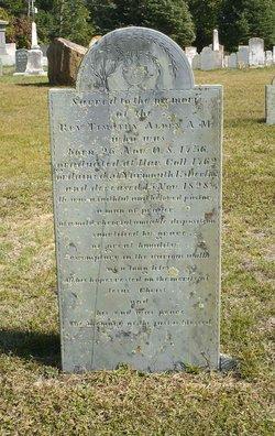 Rev Timothy Alden