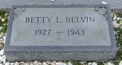 Betty L Belvin