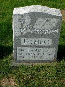 Mary Gertrude <i>Lavash</i> Demeo