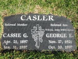 George E. Casler