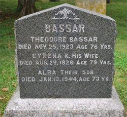 Theodore Bassar