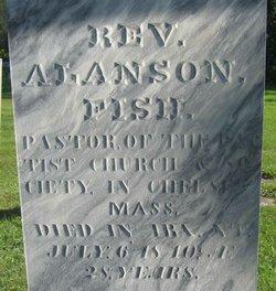 Rev Alanson Fish