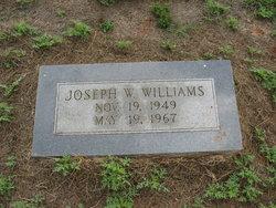 Joseph Walter Joe Williams