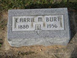 Carrie M. <i>Freeman</i> Burt