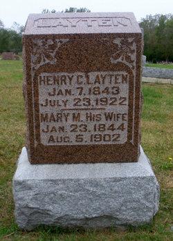 Pvt Henry Clay Layten