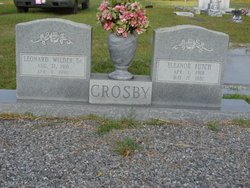 Eleanor <i>Futch</i> Crosby