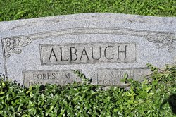 Sarah Blanche <i>Bandley</i> Albaugh