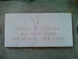 Shane W Powell