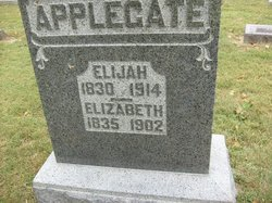Elizabeth <i>Hill</i> Applegate