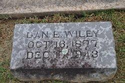 Daniel Elton Dan Wiley