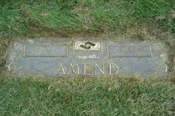 Alexander Frederick Amend