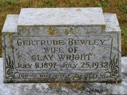 Gertrude Bewley