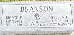 Stella Lucille <i>York</i> Branson