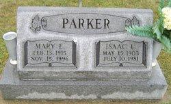 Mary Ellen <i>Branson</i> Parker