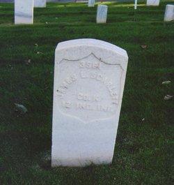 Pvt James L Scarlett