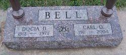 Docia D <i>Smith</i> Bell