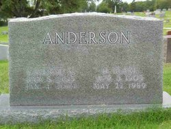 Glenn Laverne <i>Stuckey</i> Anderson