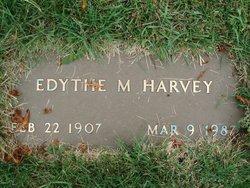 Edythe M. Harvey