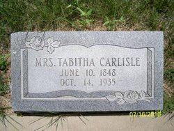 Tabitha J <i>Lemmons</i> Carlisle