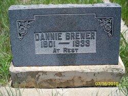 Dannie <i>Worrell</i> Brewer