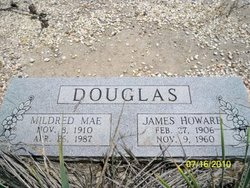 Mildred Mae <i>Dykes</i> Douglas
