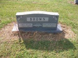 Vada B <i>Churchwell</i> Brown
