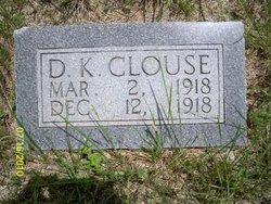 D.K. Clouse