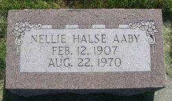 Nellie Josie <i>Halse</i> Aaby