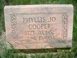 Phyllis Jo Cooper