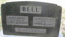 Janie <i>Eldridge</i> Bell
