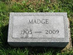 Madge <i>Luce</i> Merrick