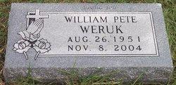 William Pete Weruk