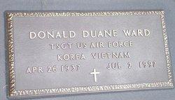Donald Duane Ward