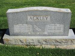 Hazel P <i>Driscoll</i> Ackley
