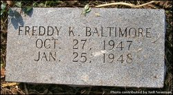 Freddy Kenneth Baltimore