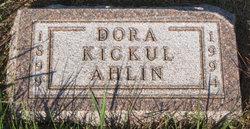 Dora G <i>Kickul</i> Ahlin