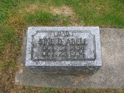 Ione D. Abell