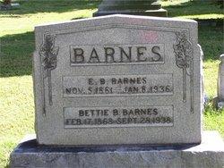 Bettie <i>Bennett</i> Barnes