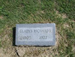 Gladys Georgie <i>Widener</i> Richards