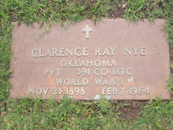 Clarence Ray Nye