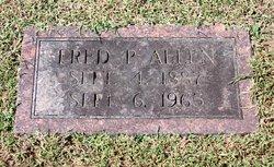 Fred P. Allen