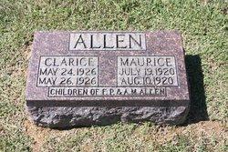Clarice Allen