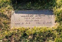 Marcus Thomas Sherman Mutt Lyons